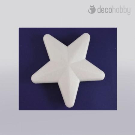 Polisztirol hungarocell csillag - Decohobby