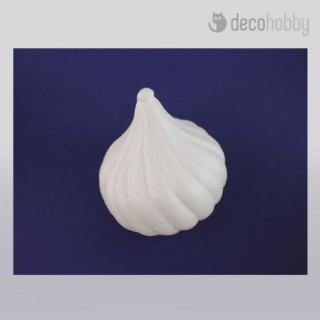 Polisztirol hungarocell diszgomb - Decohobby