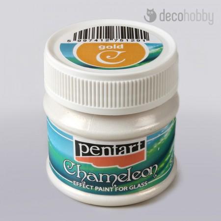 Uvegfestek chameleon effekt - Decohobby