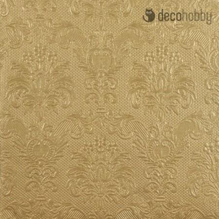 Mintas szalveta - Elegance Gold - Decohobby