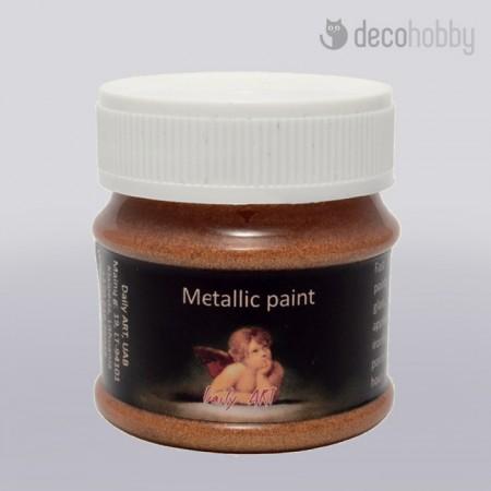 Metal-akrilfestek-50ml-Daily-art - Decohobby