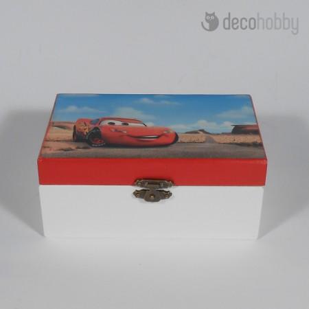 Verdak kincsesdoboz 01 - Decohobby