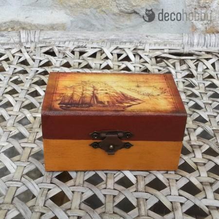 Mini doboz - Hajos01 - Decohobby