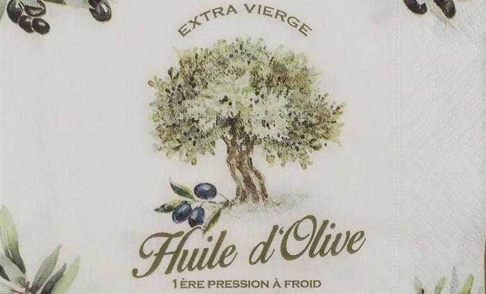 Nuova olasz szalveta - Douce Provence - Decohobby