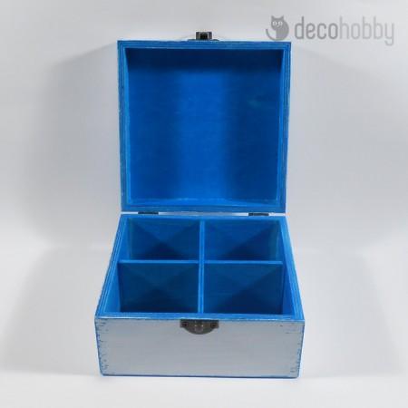 Kek-feher mackos kicsesdoboz 02 - Decohobby