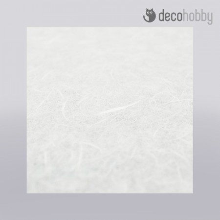 Natur egyszinu rizspapir - feher 150x70cm - Decohobby