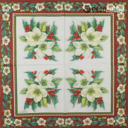 karacsonyi-szalveta-helleborus-red-decohobby