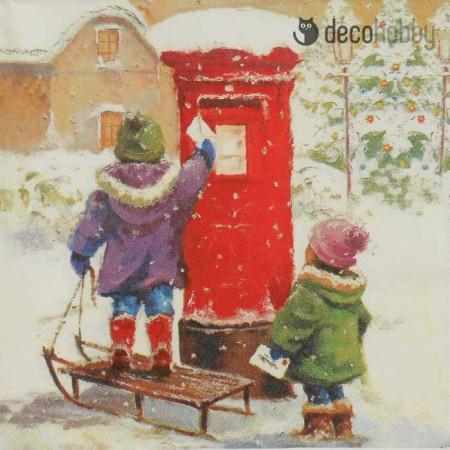 karacsonyi-szalveta-mailbox-decohobby