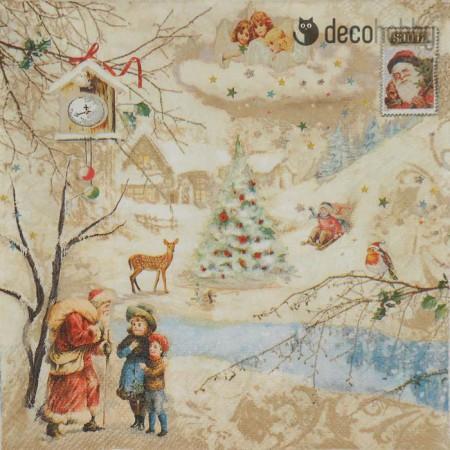 karacsonyi-szalveta-winter-wonderland-decohobby