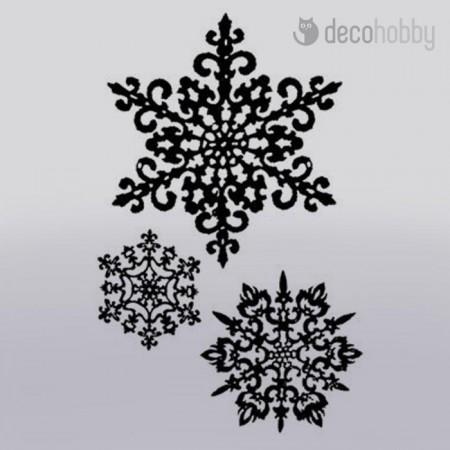 gumi-pecsetelo-7x11cm-snowflakes-stamperia-wtkcc41-decohobby