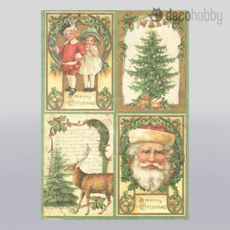 stamperia-rizspapir-a4-dfsa4196-santa-claus-postcard-decohobby