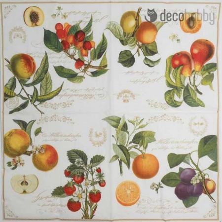 nuova-olasz-szalveta-fruits-garden-decohobby